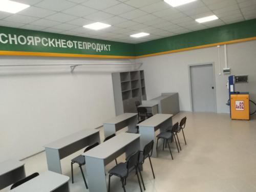 Лаборатория оператор АЗС